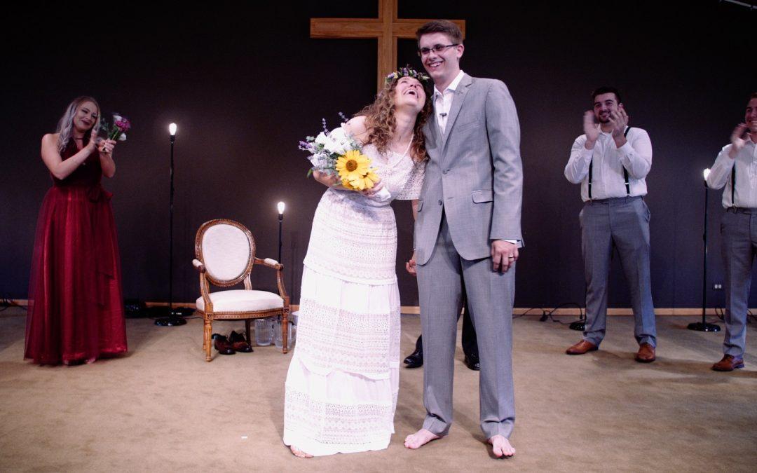 The Heimer/Ahrens Wedding