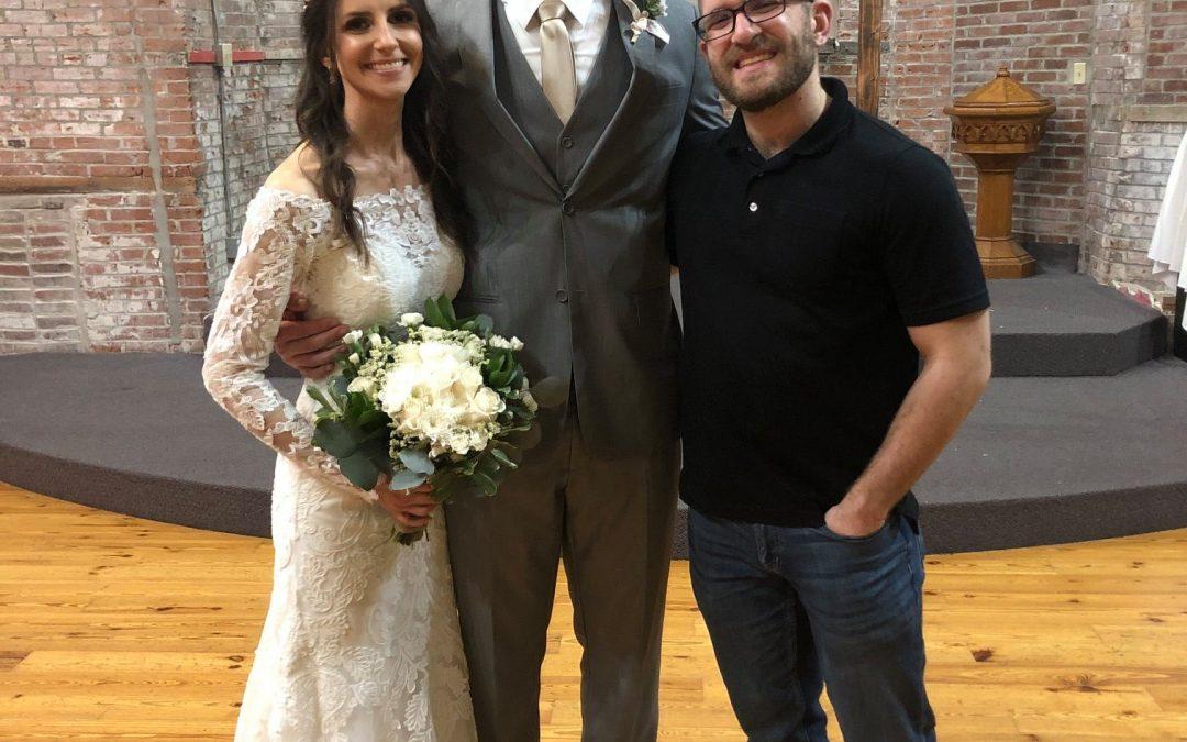 A COVID-19 Wedding